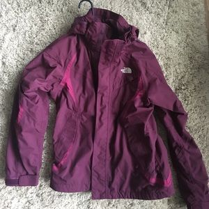 North Face Jacket, small
